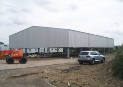 Storage for the environment agency