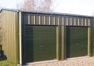 Groundsmen office/storage