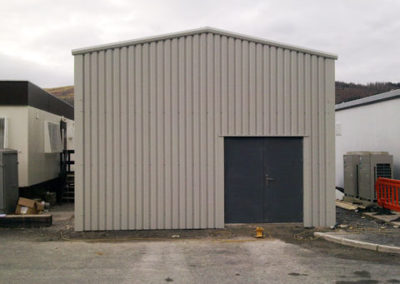 Storage for events company